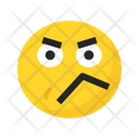 Angry Angry Emoji Unhappy Icon