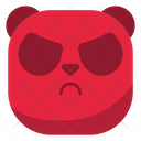 Rage Mad Angry Icon