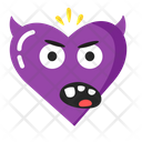 Angry Sad Frustrated Icon