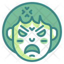 Angry Emoji Emoticons Icon