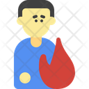 Angry Fire Revenge Icon