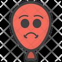 Balloon Emoji Emoticon Emotion Icon