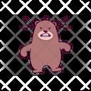 Angry Bear Icon