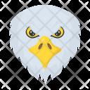 Angry Bird Eagle Icon