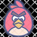 Bird Gaming Game Icon