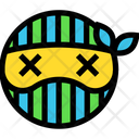 Blank Ninja Emoticon Icon