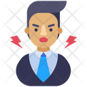 Angry Boss Anger Angry Icon