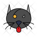 Angry Cat Icon