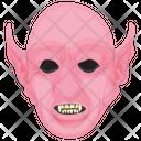 Angry Demon Evil Spirit Devil Icon