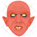 Angry Demon Icon