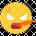 Angry Emoji Icon