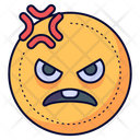 Angry Face Angry Face Icon