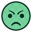 Angry Mad Frustrated Icon