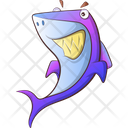 Angry Fish Icon