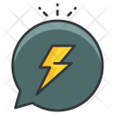 Angry message Icon