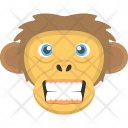 Angry Monkey Icon