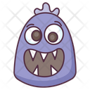 Angry Monster Icon