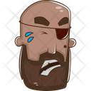 Pirate Man Icon