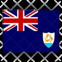 Anguilla Flag Flags Icon
