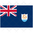 Flag Country Anguilla Icon
