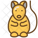 Animal Care Hamster Icon
