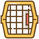 Animal Cage Care Icon