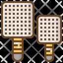 Animal Brush Care Icon