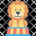 Animal Show Circus Icon