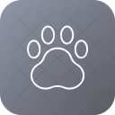 Animal Dog Foot Icon