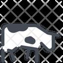 Animal Cow Farm Icon