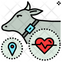 Animal Tracker Tracks Icon
