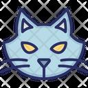 Animal Cat Cat Face Icon