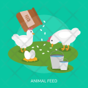Animal Feed Agriculture Icon