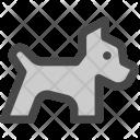 Animal Dog Friend Icon