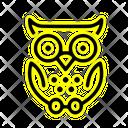 Animal Owl Wildlife Icon