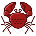 Animal Crab Ocean Icon