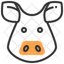 Animal Face Head Icon