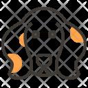 Animal Beagle Dog Icon