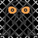 Animal Eagle Face Icon