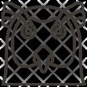 Animal Bird Face Icon