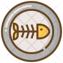 Animal Bone Care Icon