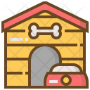 Animal Care Home Icon