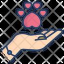 Animal Adopt Icon