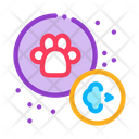 Allergy Animals Color Icon