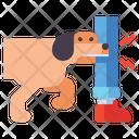 Animal Biting Icon