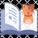 Animal Book Icon