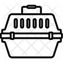 Animal Cage Carrier Icon
