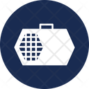 Animal Carrier Carry Cage Dog Crate Icon