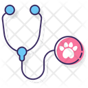 Animal Checkup Icon