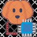 Animal Chip Smart Farm Farm Icon